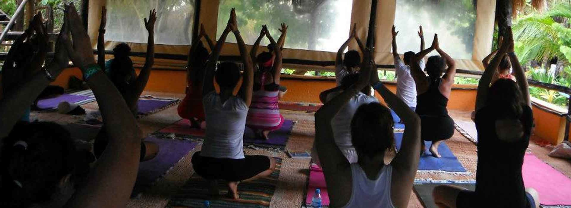 Yoga Class Espanola, Ontario