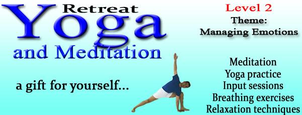 Yoga and Meditation Retreat - Espanola, ON