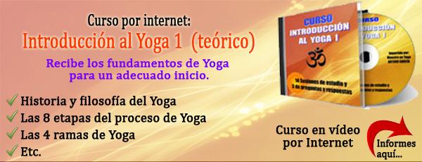 Curso: Introducción al Yoga 1 (teórico)